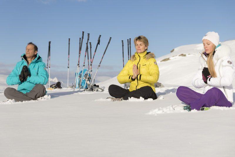 Zen, Zen, Zen Foto yoga outdoor