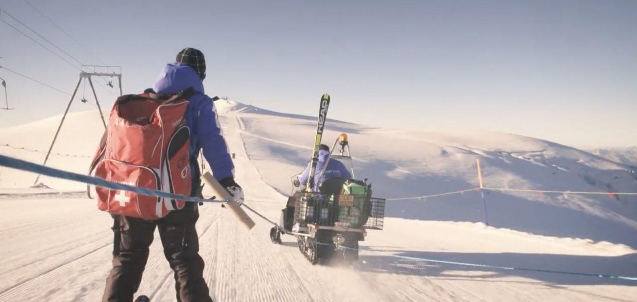 Zwitserse skiteam