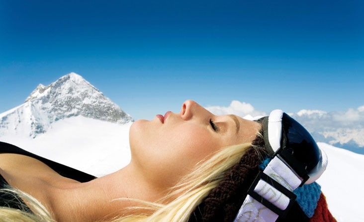 Zorg goed voor je huid tijdens de wintersport
