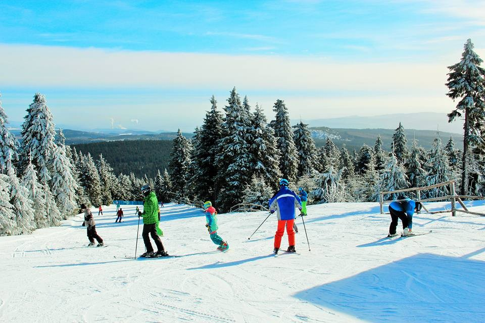 Tsjechië Wintersport