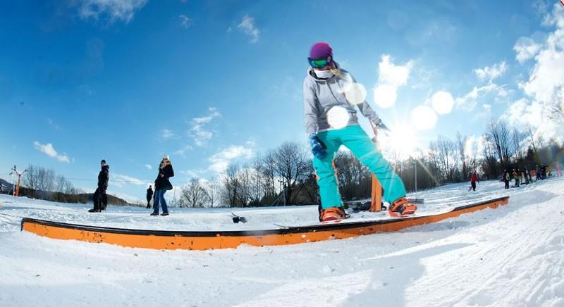 Tsjechië Snowboard