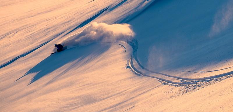 Skiën in Noorwegen