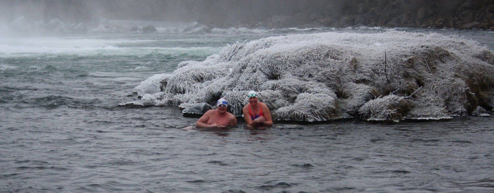 ijszwemmen