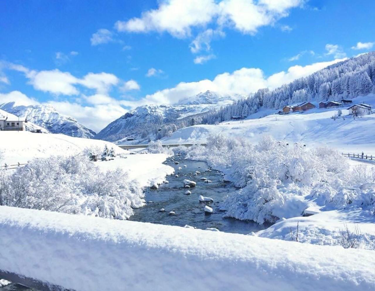 Nu al veel sneeuw in Livigno