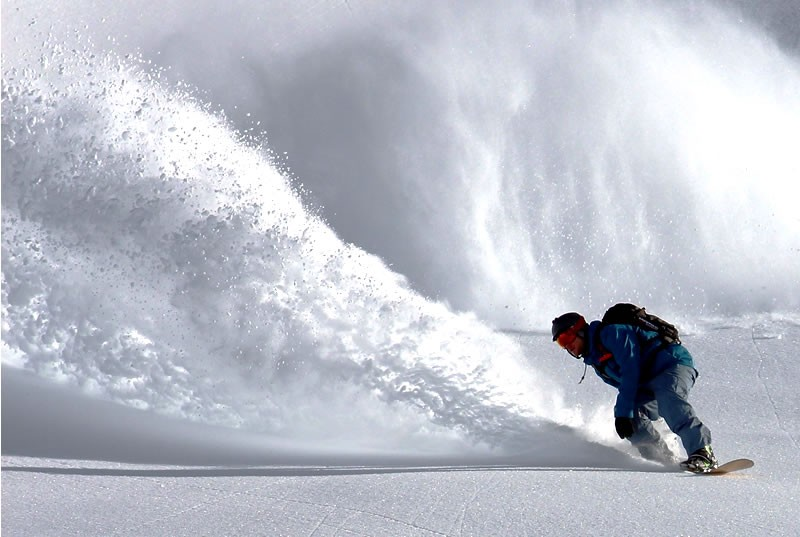 Frankse skigebieden