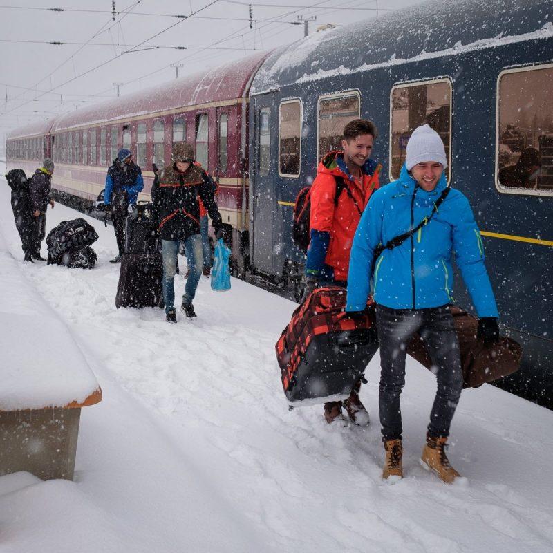 Zo hoop je elke week in Oostenrijk aan te komen!