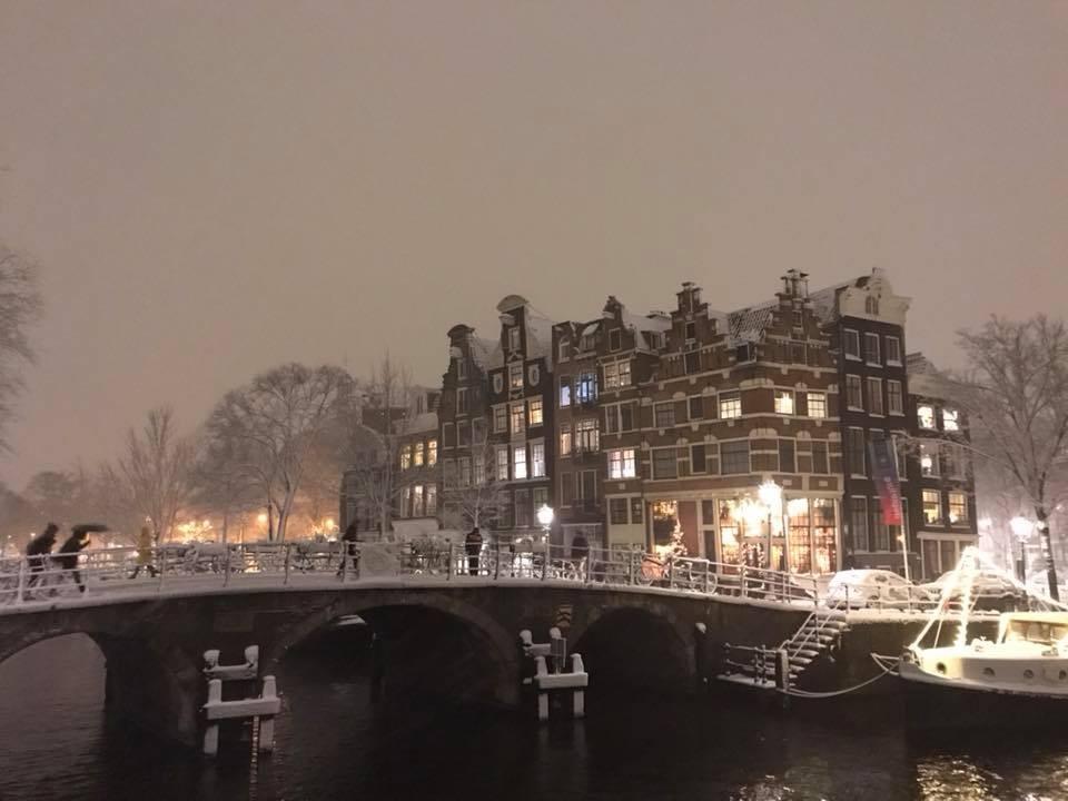 De meest gefotografeerde straathoek van Amsterdam