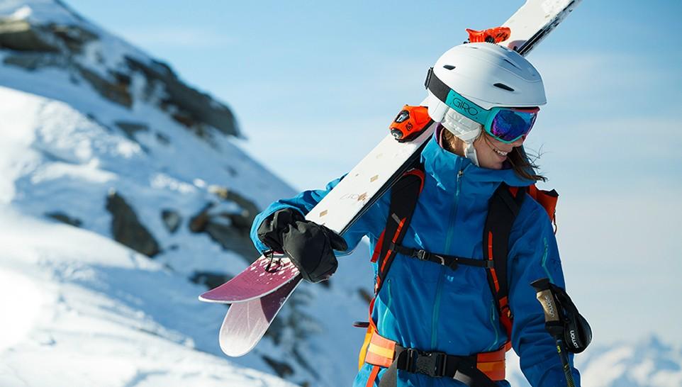 GIRO skihelm