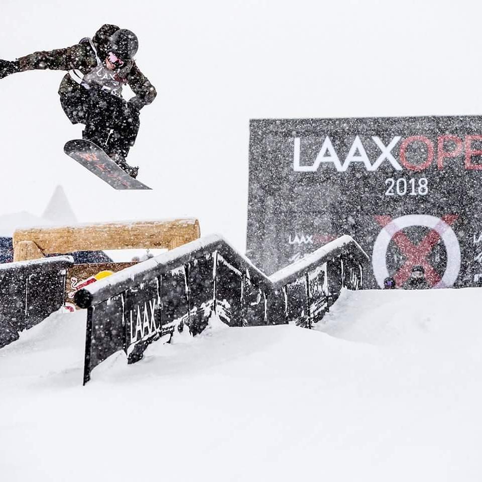 LAAX OPEN 2018 - Snowrepublic @laaxopen2018