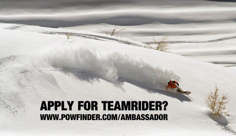 Powfinder snowboards