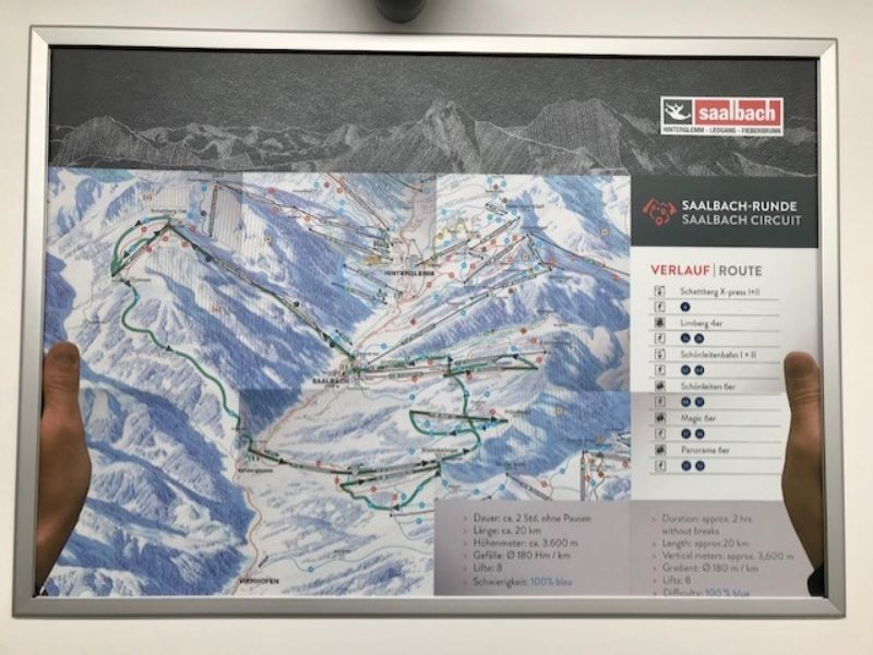 Skicircus Challenge Saalbach Hinterglemm Leogang Fieberbrunn