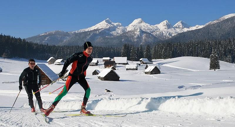 Langlaufen Slovenië