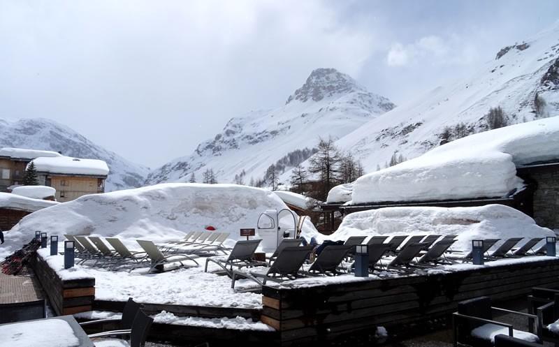 Club Med Val d'Isère. Foto: snowrepublic.nl
