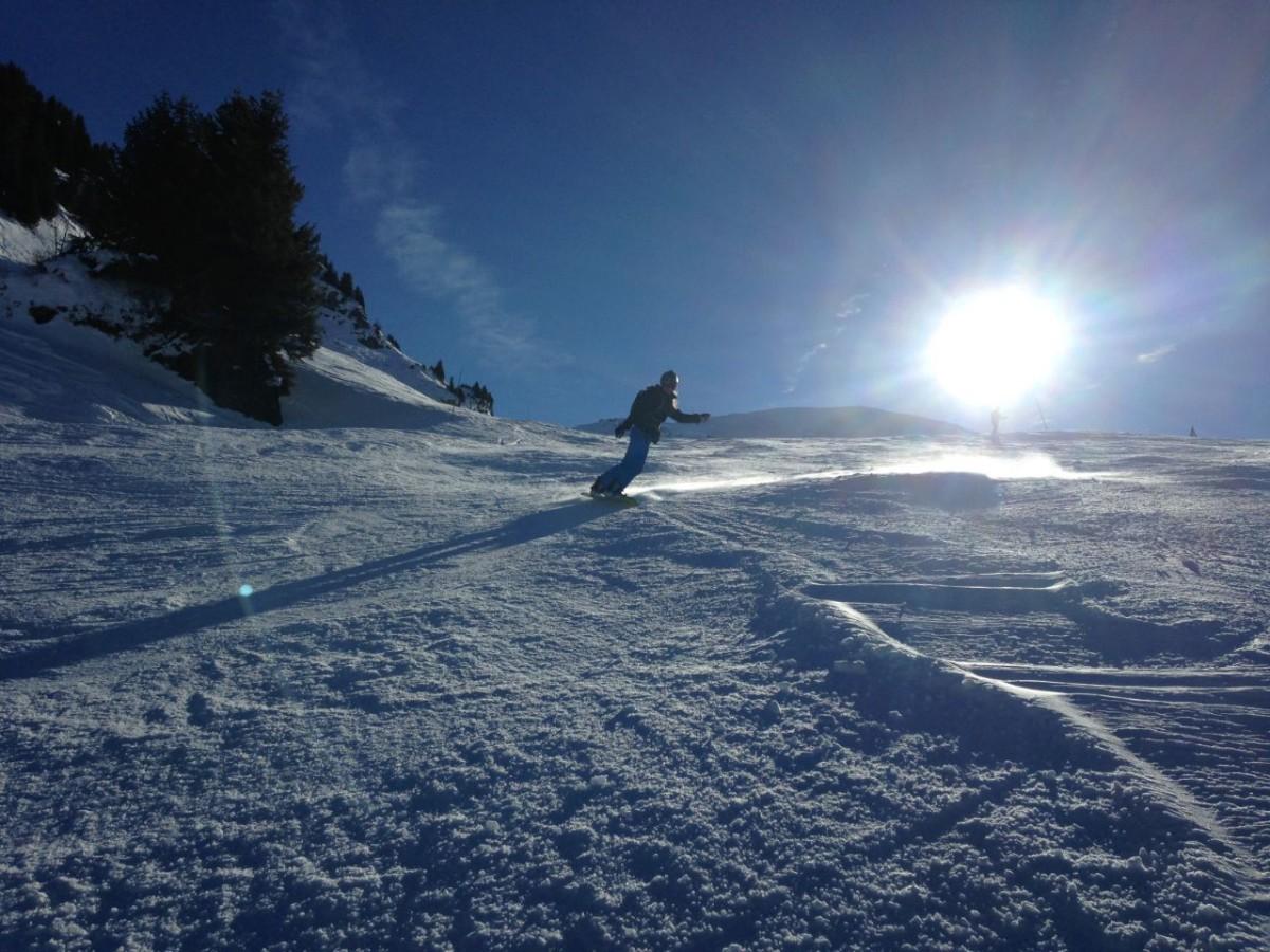 Wintersporten op het eiland Corsica