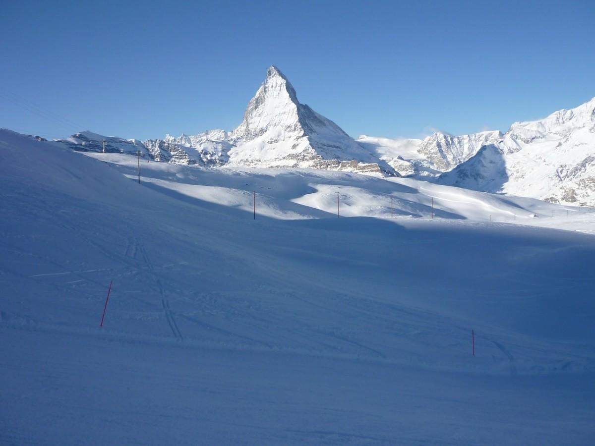 komende week skiën