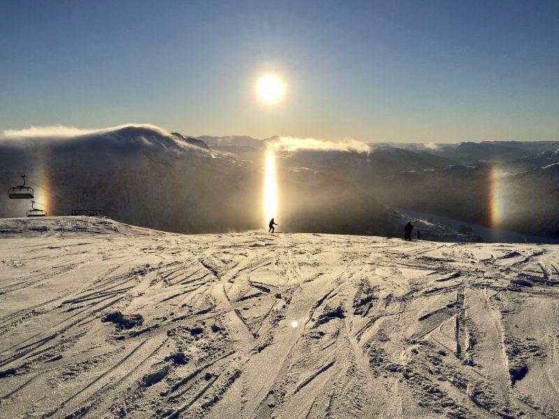 Hemels skiën in Myrkdalen!