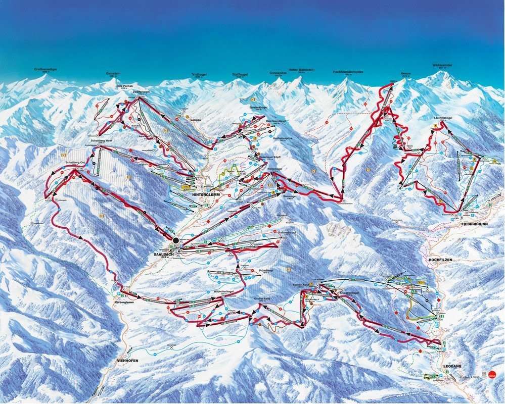 The Challenge Route