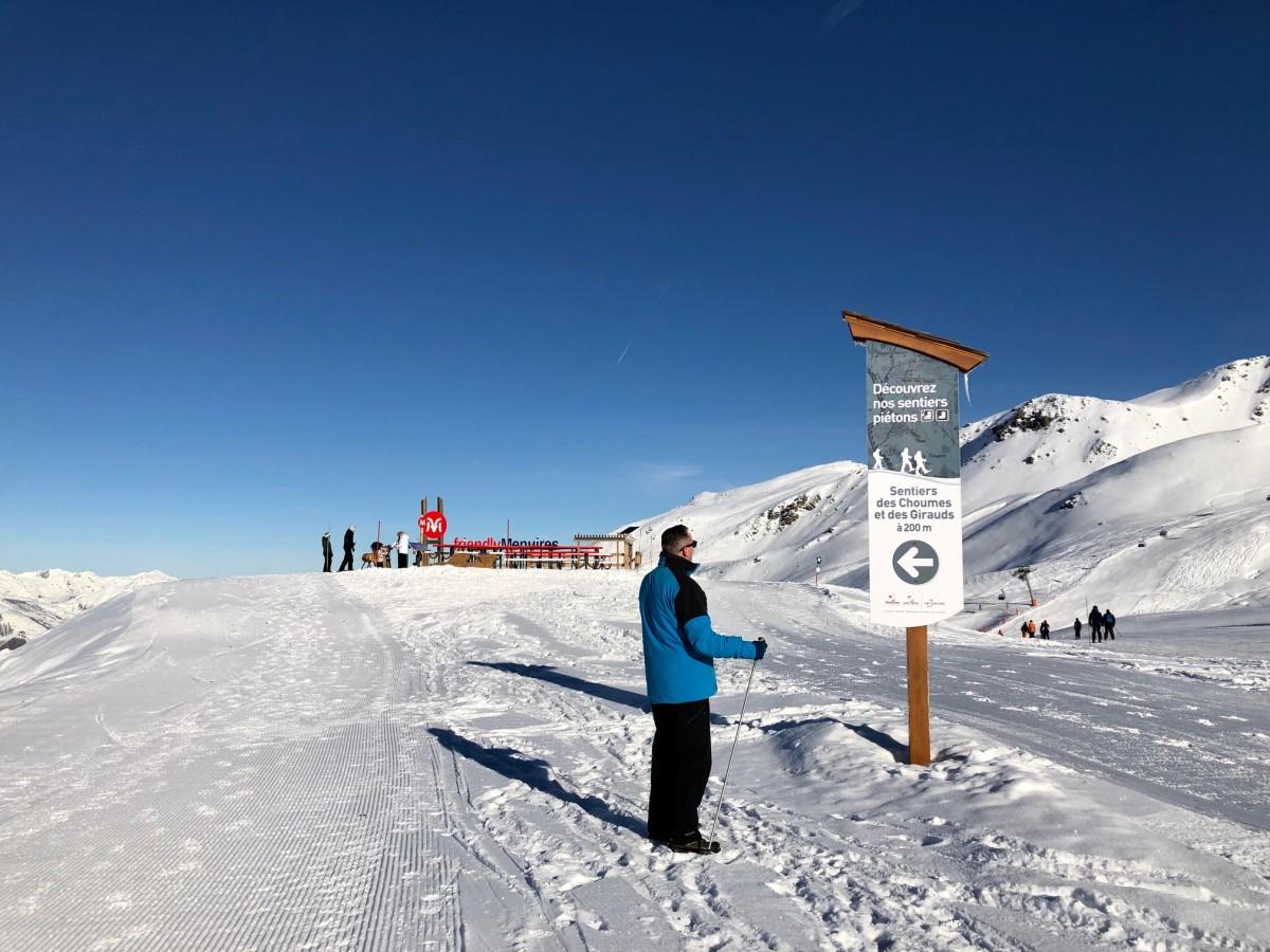 Er is meer te doen in Les Menuires dan alleen skiën!