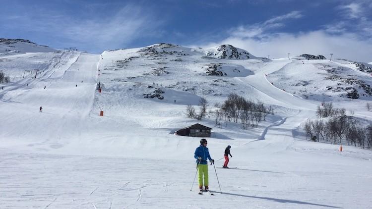 Perfectie in Hemsedal Noorwegen