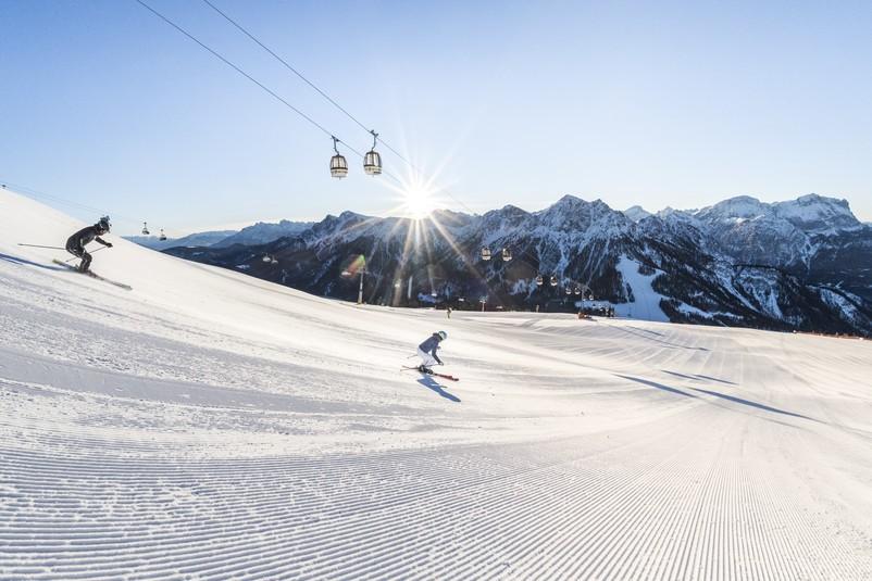 Ik hoop op mooi weer! Foto IDM Südtirol/Harald Wisthaler