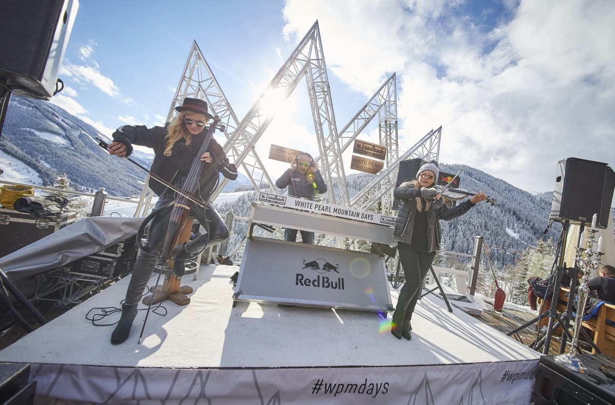White Pearl Mountain Days 2019 Fotocredits: saalbach,com, Daniel Roos