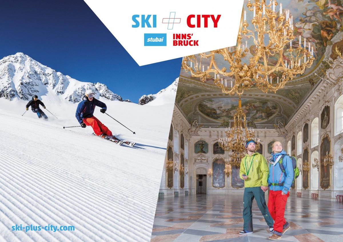 Ski plus city Skipas