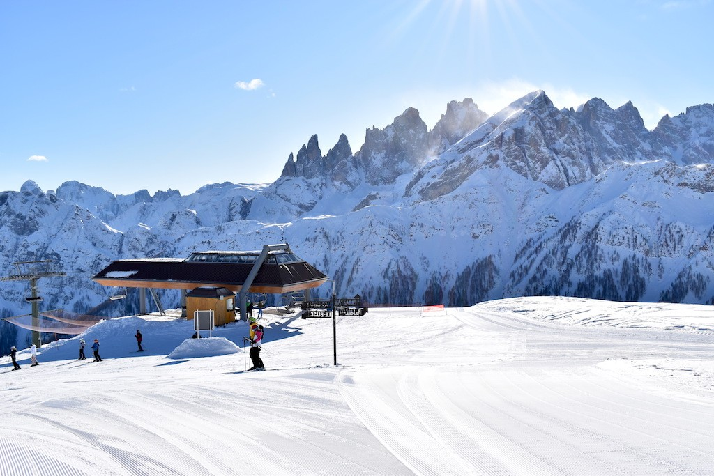 Dolomieten in Val di Fassa