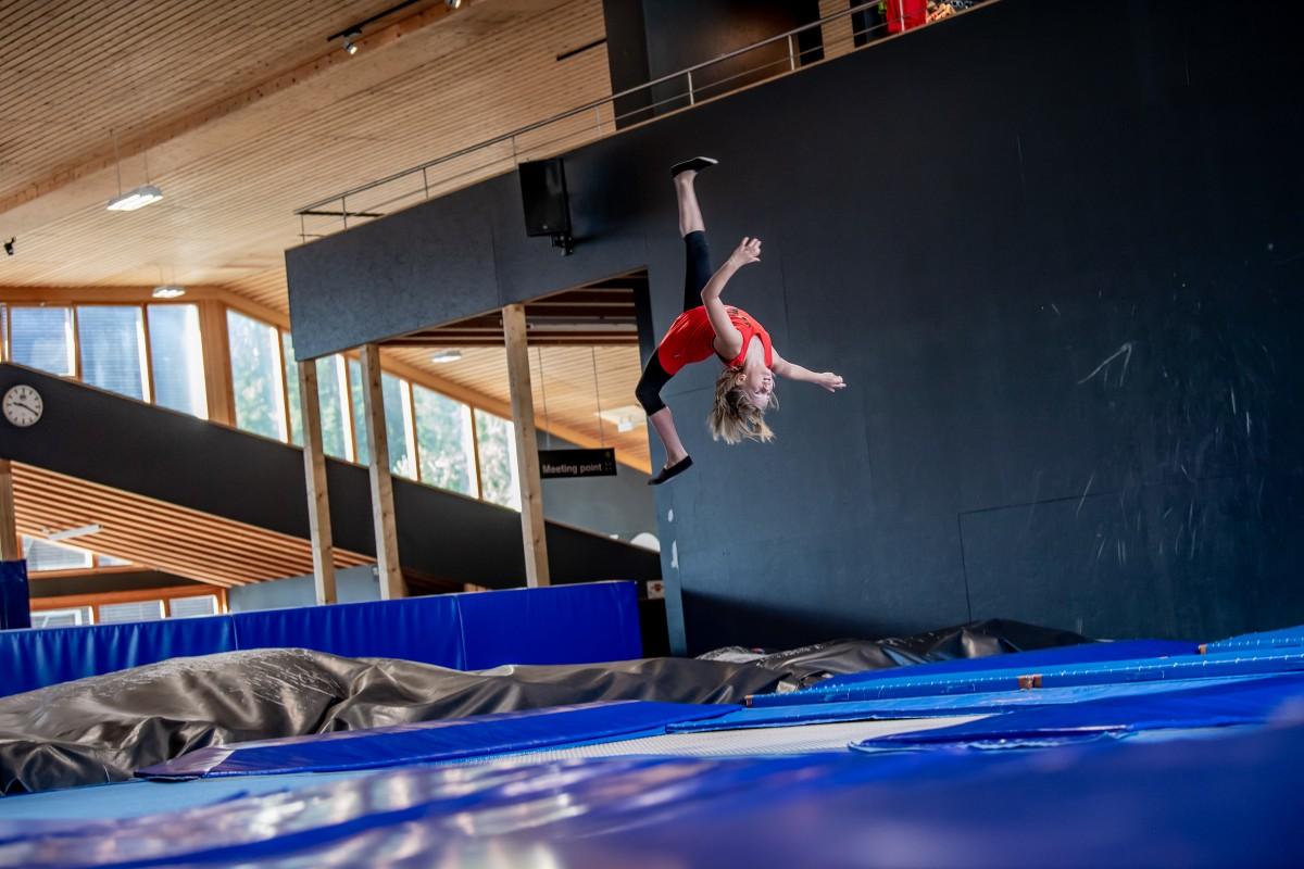 Freestyle Academy Laax