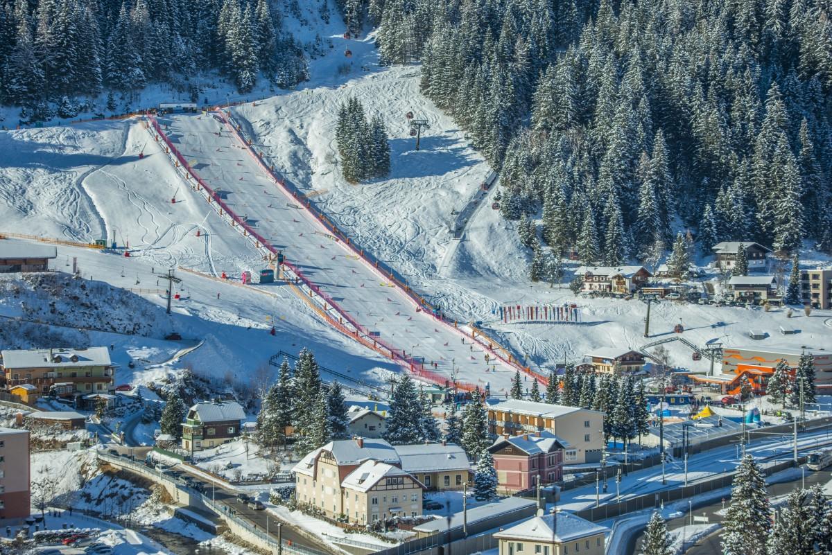 Ga kijken bij de Snowboard Weltcup in Gastein! Foto: Steinbauer Photography