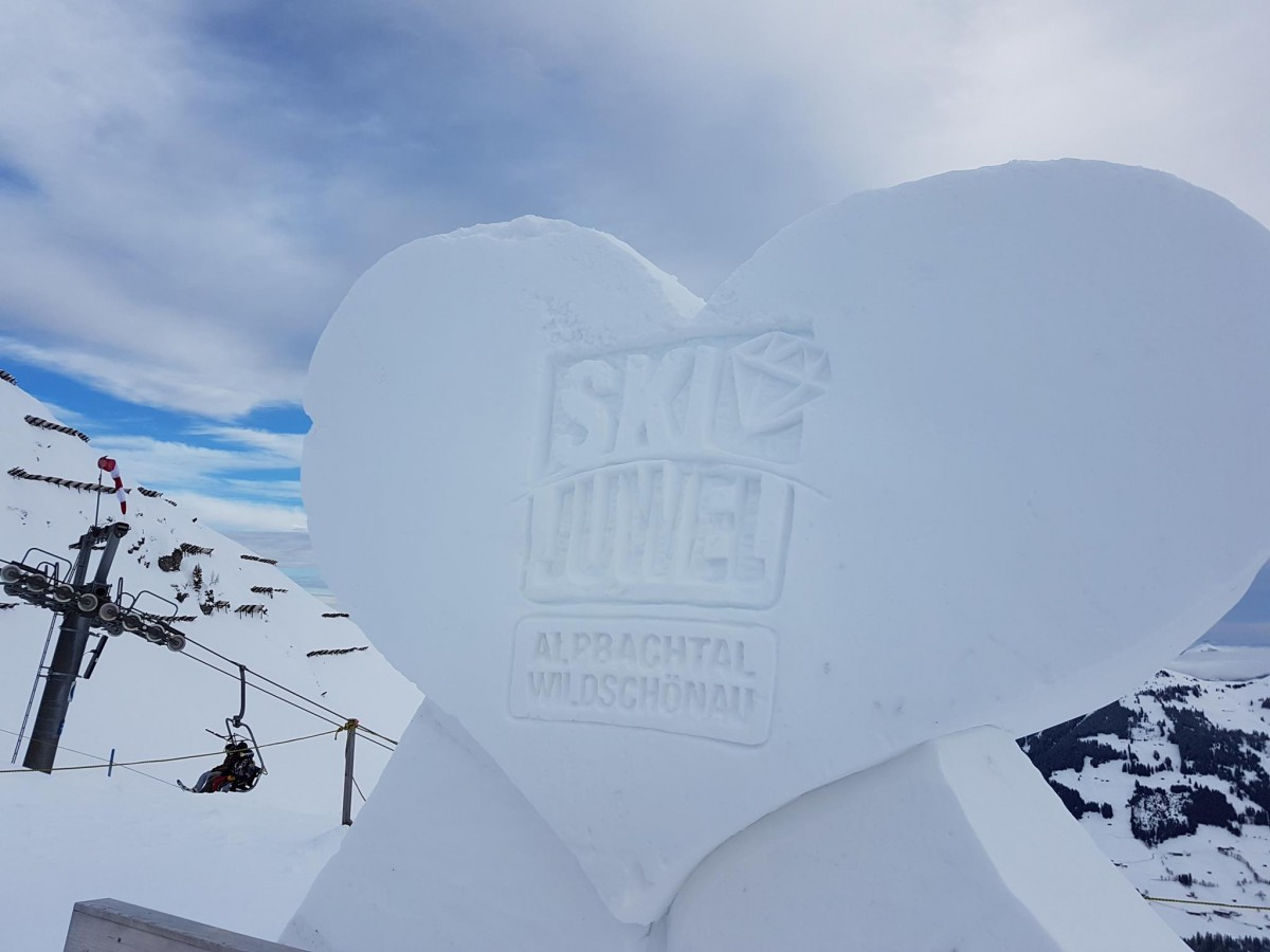 With love from Ski Juwel