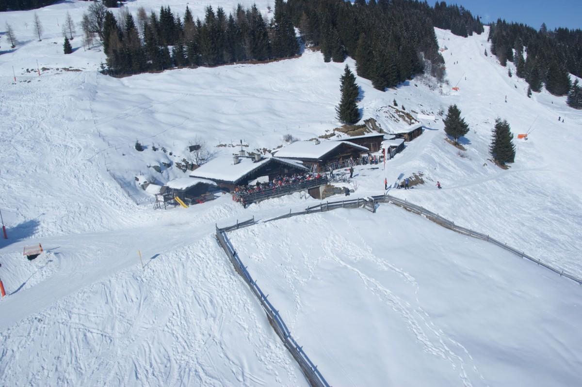 Pfefferalm Top 5 bergrestaurants Hinterglemm