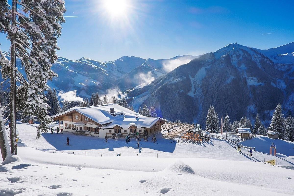 De Roßwaldhütte Hinterglemm De Top 5 beste restaurants in Hinterglemm