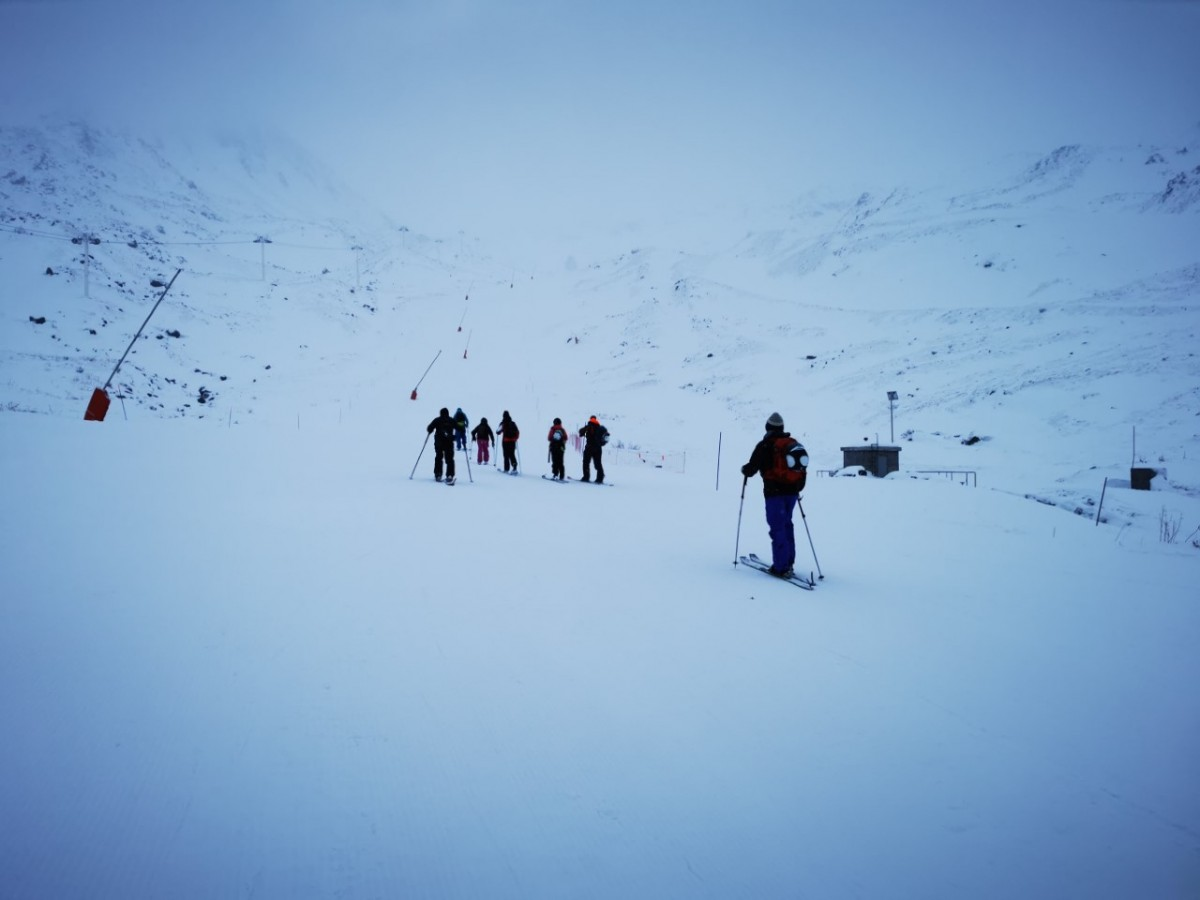 Tourskiën in Val Thorens