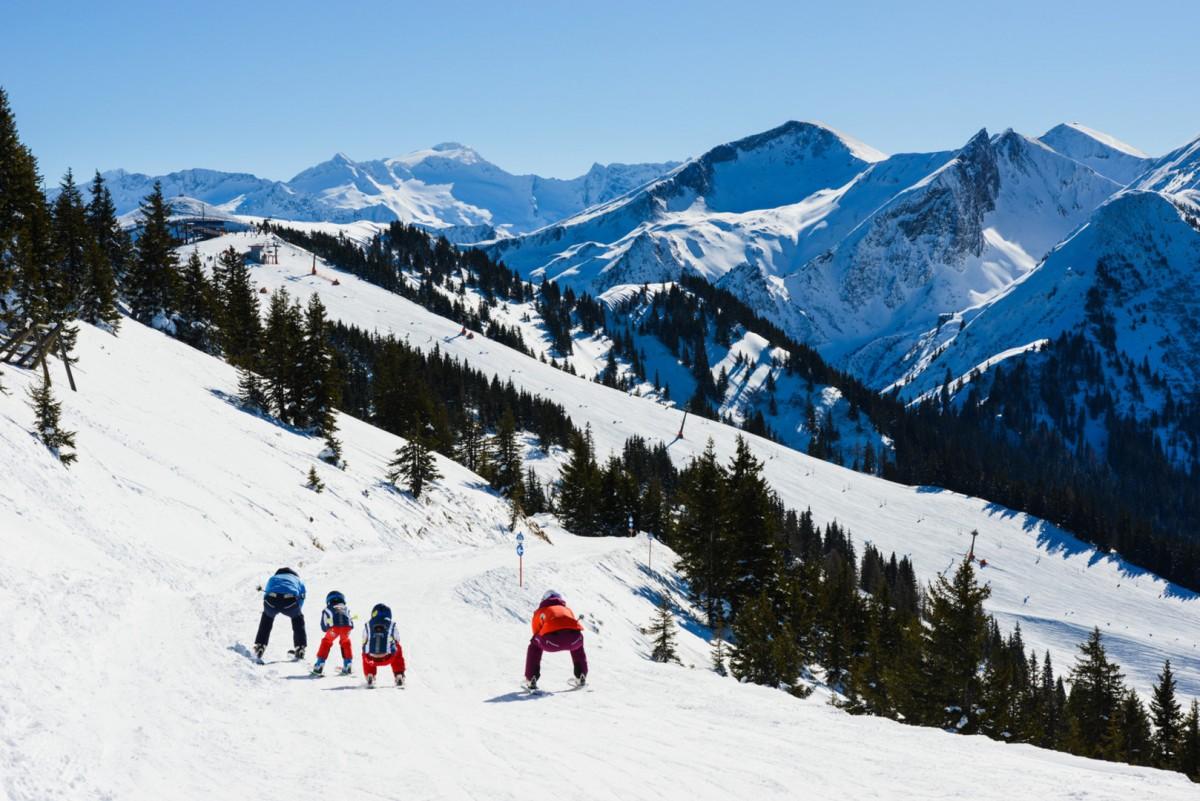 Dorfgastein. Foto: Dorfgasteiner Bergbahnen