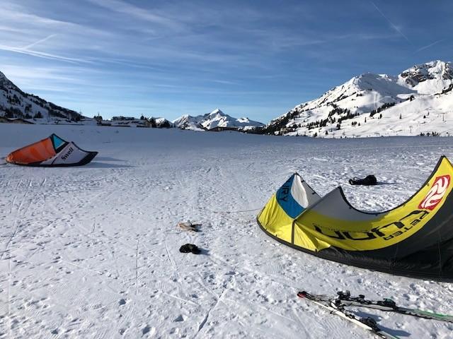 Grote Kite vlieger. Fotocredits Peter de Vries