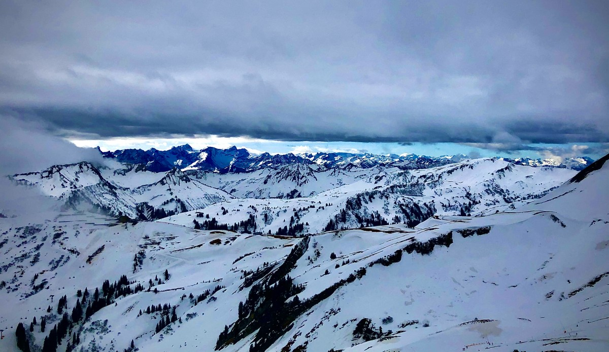 wintersportfoto's van onze lezers