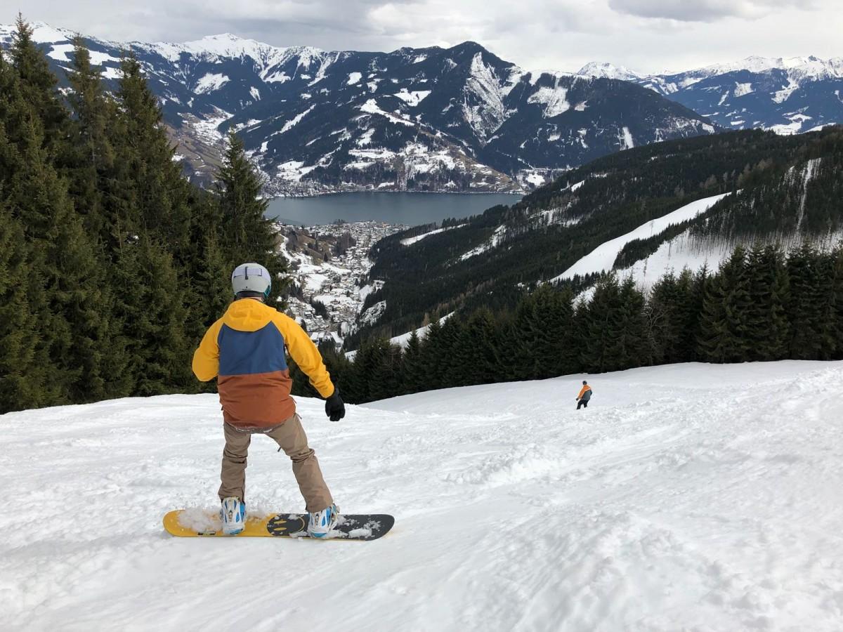 Het seizoen Kitzsteinhorn is geopend! Foto: Maaike Somers