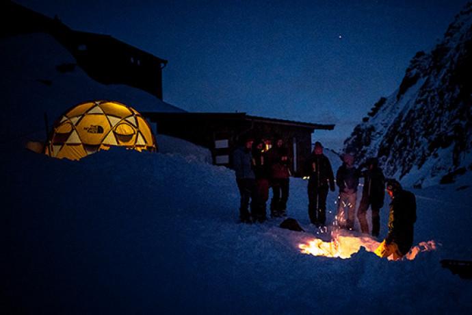 Dynastar hunt your line camp. Foto: Dynastar.com