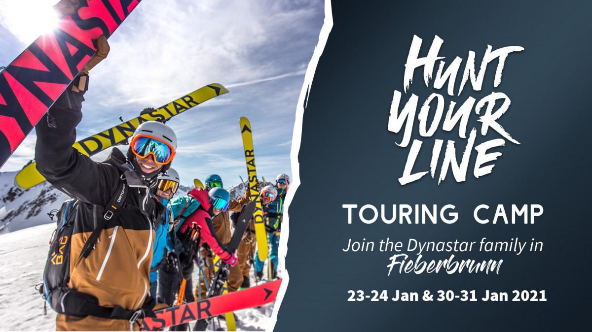Hunt your line touringcamp. Foto: Dynastar.com