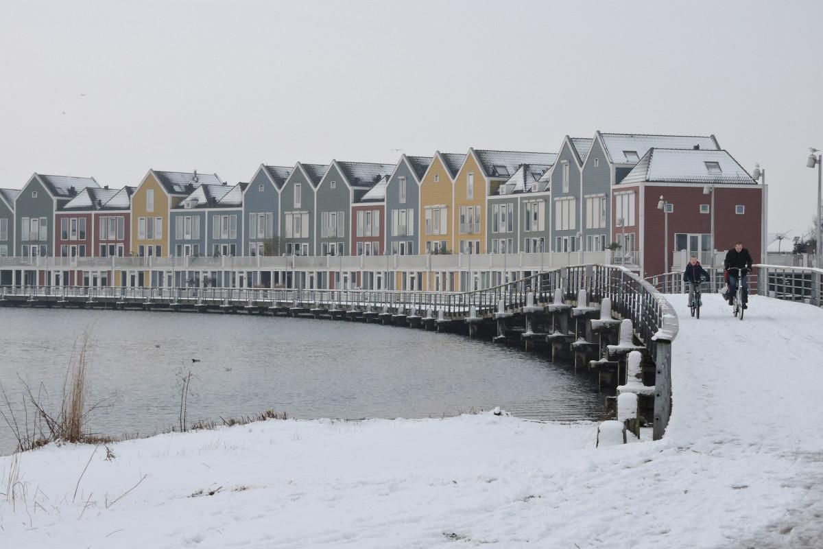 witte kerst nederland