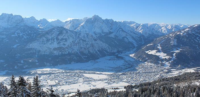 Oost-tirol sneeuw