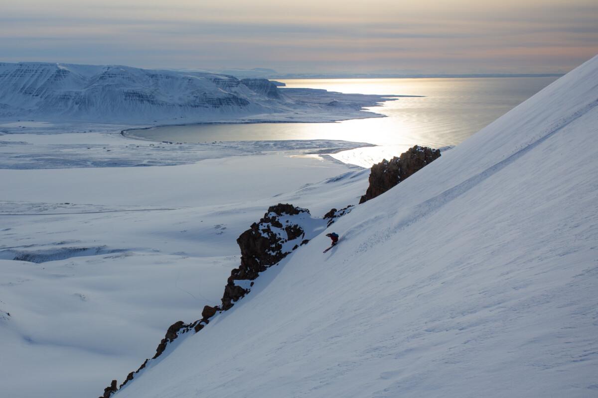 Ski IJsland