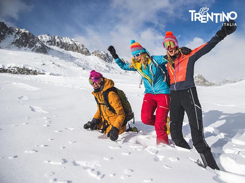 Wintersport in Trentino